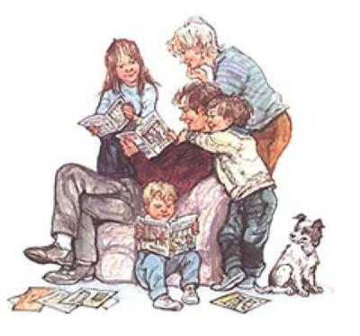 The Readaloud Family
