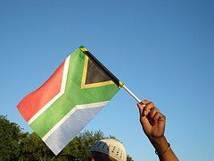 african flag picture